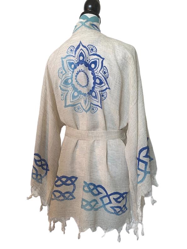 pavotail-great-falls-blue-linen-kimono-robe-04-side