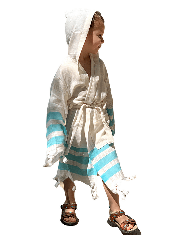 pavotail-chester-blue-hooded-kids-bathrobe-04-side