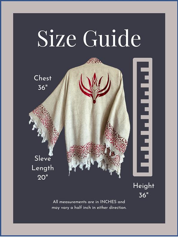 pavotail-wolf-trap-red-linen-kimono-robe-07-sizeguide
